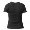 Купити Жіноча футболка з V-подібним вирізом Жирний кіт