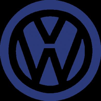 Купити Кружка з керамічною ложкою Volkswagen