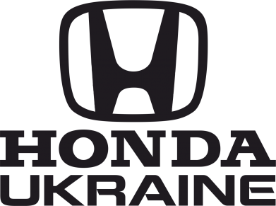 Купити Наклейка Honda Ukraine