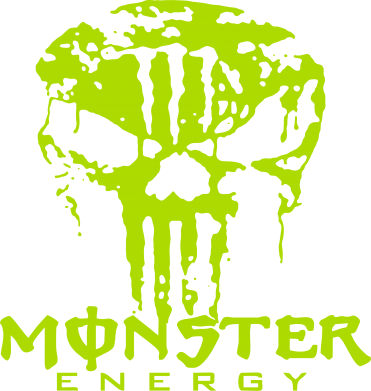 Купити Штани Monster Energy Череп