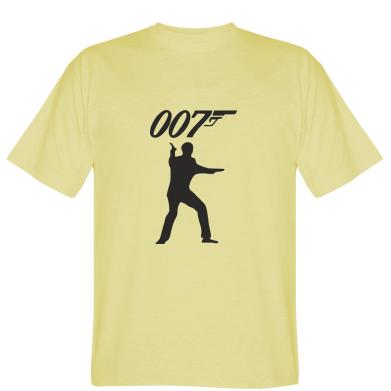 Футболка 007
