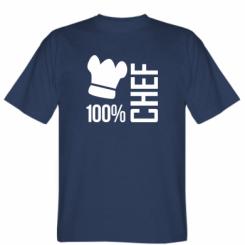 Футболка 100% Chef