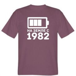 Футболка 1982