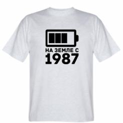 Футболка 1987