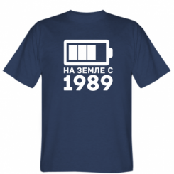 Футболка 1989