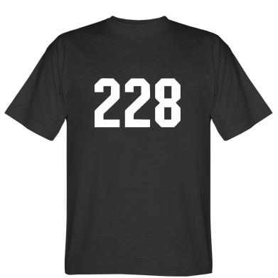 Футболка 228