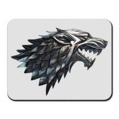 Коврик для мыши 3Д Логотип Игры Престолов