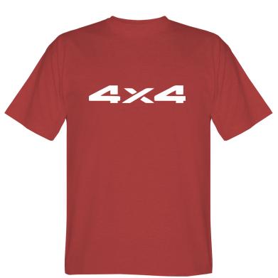 Футболка 4x4
