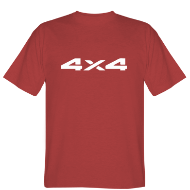 Купити Футболка 4x4