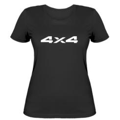 Купити Жіноча футболка 4x4