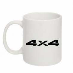 Купити Кружка 320ml 4x4