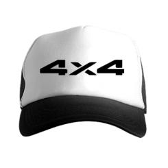 Купити Кепка-тракер 4x4