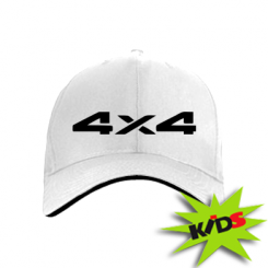 Купити Дитяча кепка 4x4