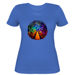 Жіноча футболка Абстракция