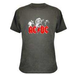 Купити Камуфляжна футболка AC DC