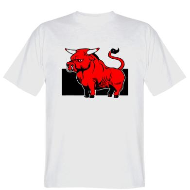 Футболка Агресивний Bull