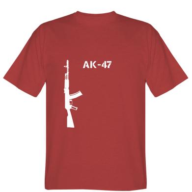 Футболка Ак-47 Лого