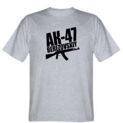 Футболка AK-47Berezovskiy