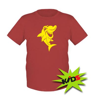 Купити Дитяча футболка Акулка