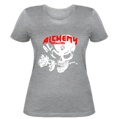 Купити Жіноча футболка Alchemy England