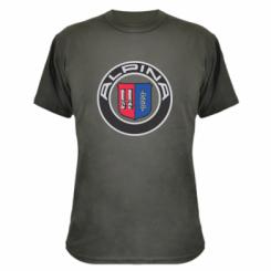 Купити Камуфляжна футболка Alpina