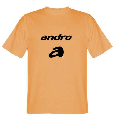 Футболка Andro