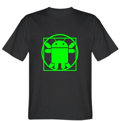 Футболка Android Da Vinchi