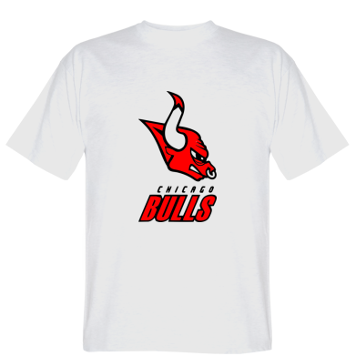 Футболка Angry Chicago Bulls