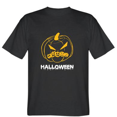 Футболка Angry Halloween