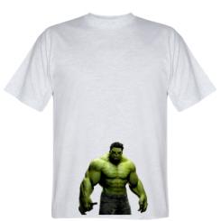 Футболка Angry Hulk