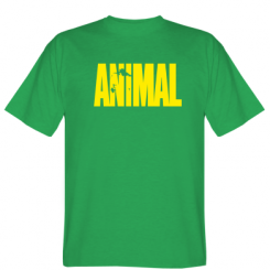 Футболка Animal Logo