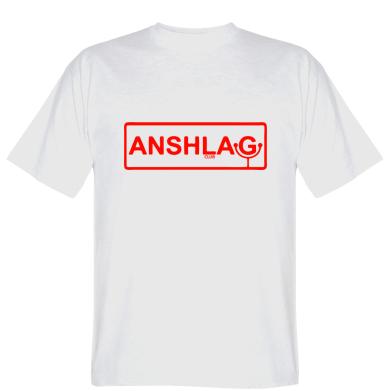 Футболка Anshlag (Comedy Club)
