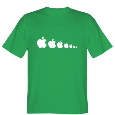 Футболка Apple Еволюції