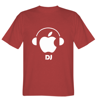 Футболка навушники Apple