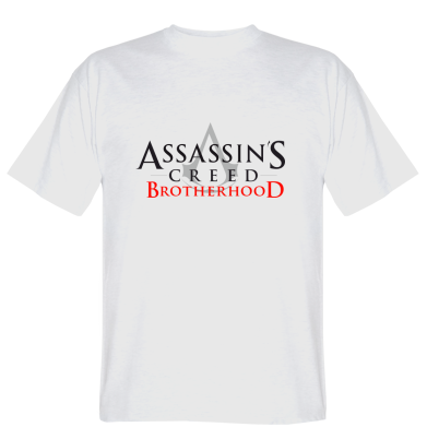 Футболка Assassin's Creed Brotherhood