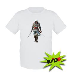 Детская футболка Assassin