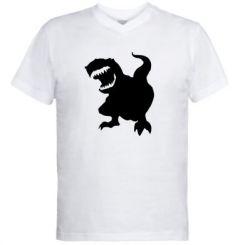Купити Чоловічі футболки з V-подібним вирізом Atilla han