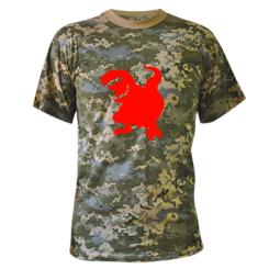 Купити Камуфляжна футболка Atilla han