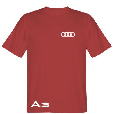 Футболка Audi A3