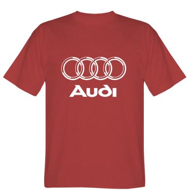 Футболка Audi Великий