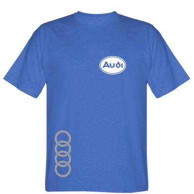 Футболка Логотип Audi