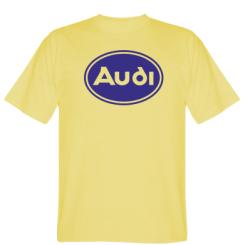 Футболка Audi лого