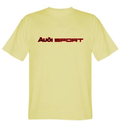 Футболка Audi Спорт