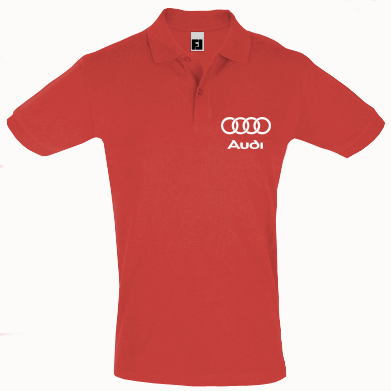 Купити Футболка Поло Audi