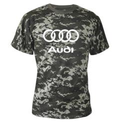 Купити Камуфляжна футболка Audi