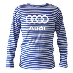 Купити Тільняшка з довгим рукавом Audi