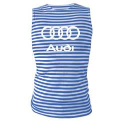 Купити Майка-тільняшка Audi