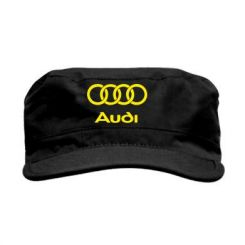 Кепка мілітарі Audi