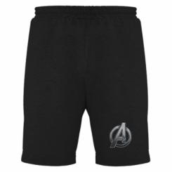 Чоловічі шорти Avengers Steel Logo