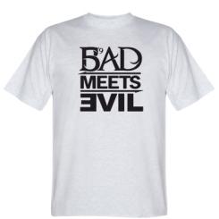 Футболка Bad Meets Evil